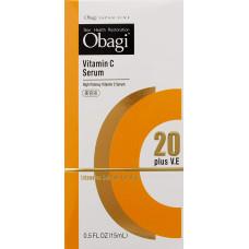 Активная сыворотка 20% витамина С для комплексной борьбы с признаками старения OBAGI C20 Serum