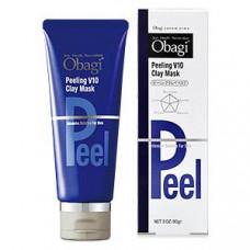 Кислотная маска пилинг с морской глиной OBAGI Peeling V10 Clay Mask