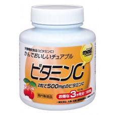 Жевательный витамин С для всей семьи