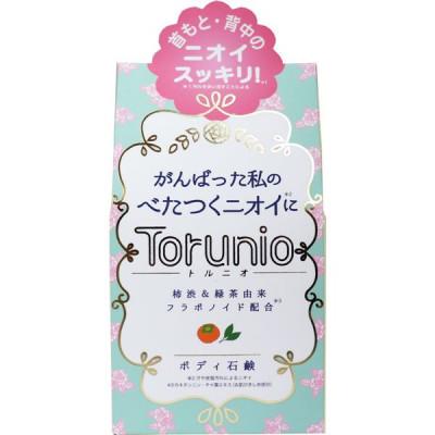 Японское мыло от возрастного запаха Pelican Mofu Savon Torunio