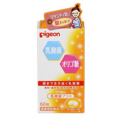 Японские молочнокислые бактерии для беременных и кормящих мам Pigeon
