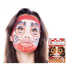 Набор питательных масок для лица Nivpupon Art Mask Pure Smile