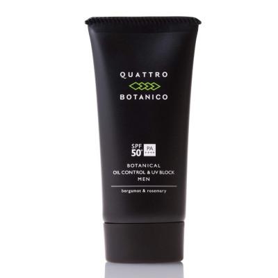 Солнцезащитный крем для мужчин SPF50+PA++++ Quattro Botanico