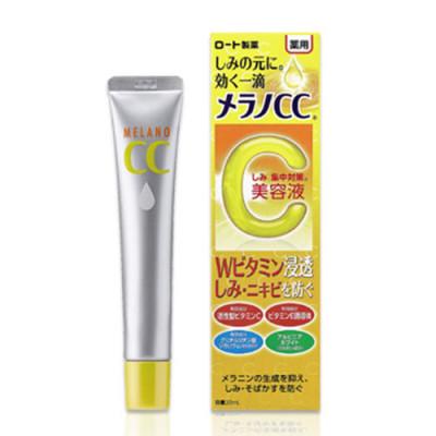 Японская сыворотка против пигментации с витамином С Rohto