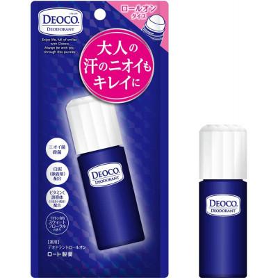 Японский дезодорант от возрастного запаха Deoco ROHTO