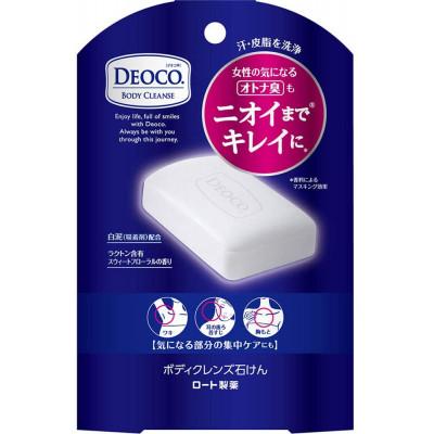 Японское мыло от возрастного запаха Deoco ROHTO