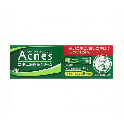 Гель для лечения угревой сыпи Mentholatum Acnes Rohto