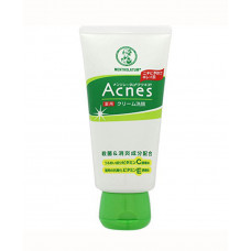 Крем для умывания Mentholatum Acnes Medicated Cream Face Wash