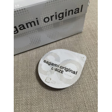 Презервативы Sagami Original 0.02 Large