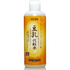 Питательный лосьон для кожи с соевым молочком Wakahada Monogatari Sarada Town