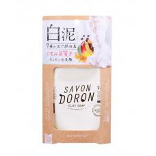 Пенка для умывания на основе 7 видов глин Savon Doron Rich White Clay