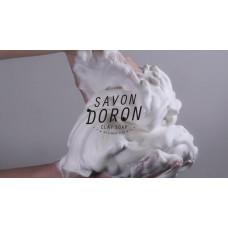 Пенка для умывания на основе 6 видов глин с сеточкой Savon Doron
