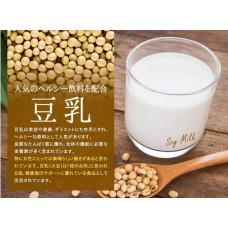 Аодзиру с черникой и соевым молоком Seedcoms
