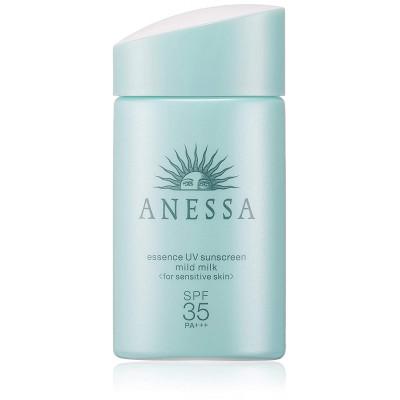 Японское мягкое солнцезащитное молочко Anessa Essence SPF 35 PA +++