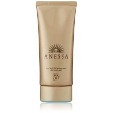 Солнцезащитный гель с уходом за кожей Anessa Perfect UV SPF 50+ PA ++++