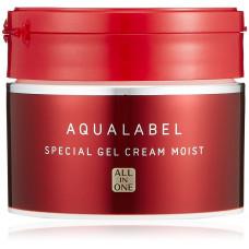 Увлажняющий крем-гель Shiseido Aqua Label 5 в 1