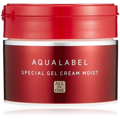 Японский увлажняющий крем-гель Shiseido Aqua Label 5 в 1