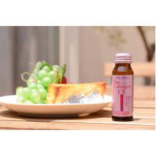 Питьевой коллаген SHISEIDO EX с 11-и видами дополнительных компонентов