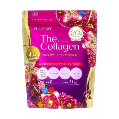 Японский коллагеновый порошок SHISEIDO The Collagen