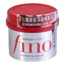Интенсивная питающая маска для поврежденных волос Shiseido Fino Premium Touch