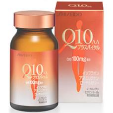Коэнзим Q10 anti age Plus Vital Shiseido
