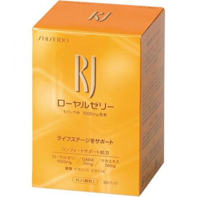 Японский комплекс с маточным молочком Shiseido RJ Granules