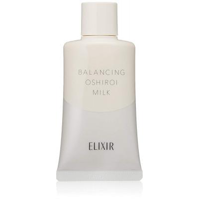 Японский балансирующий дневной крем с защитой от солнца Elixir Reflet Balancing Oshiroi Milk SHISEIDO