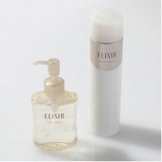Очищающий гель для лица Shiseido ELIXIR Moist in cleanser