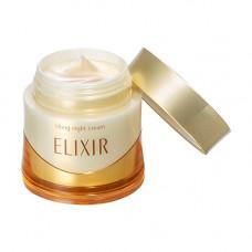 Ночной лифтинг крем Shiseido ELIXIR Night Cream
