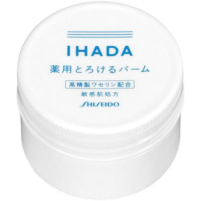 Японский увлажняющий крем-бальзам Shiseido IHADA