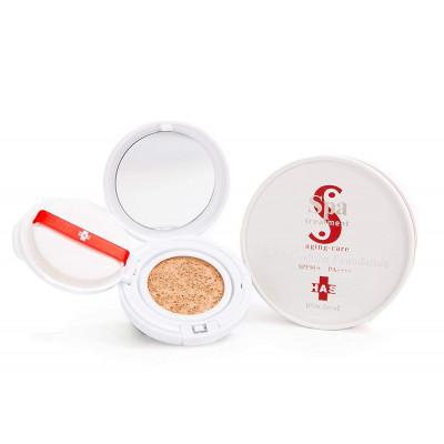 Японский кушон с экстрактом стволовых клеток SPF50+ PA++++ Spa Treatment