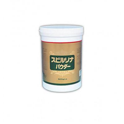 Японская спирулина Spirulina 100% в порошке
