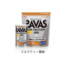 Протеин со вкусом молочного чая Soy Protein Savas