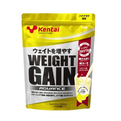 Японский протеиновый коктейль WHEIGHT GAIN со вкусом банана с молоком, Kentai