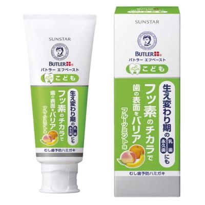Японская детская зубная паста SUNSTAR BUTLER F