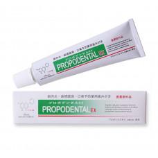 Зубная паста Propodental EX - профилактика заболеваний пародонта