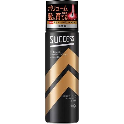 Японский тоник для роста и объема волос Succes