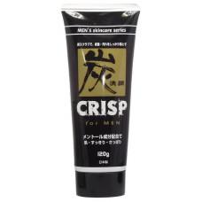 Отшелушивающий скраб с углём для мужчин Crisp