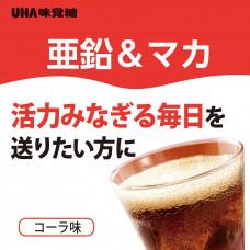 Цинк и мака в виде желе со вкусом Coca-Cola UHA