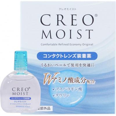 Японская увлажняющая жидкость для контактных линз Cleomoist