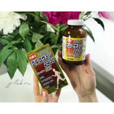 MSM Глюкозамин 2400 EX Yuki