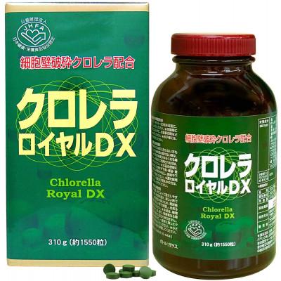 Японская натуральная хлорелла Yuki