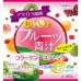 Японский аодзиру с коллагеном и плацентой с фруктовым вкусом Yuwa