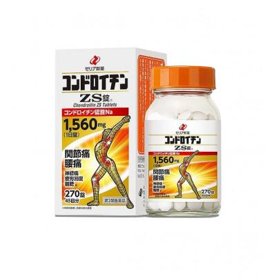 Японский хондроитин Zeria Pharmaceutical для восстановления суставов