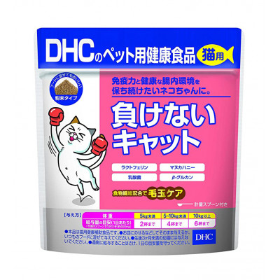 Здоровая пища для иммунитета кошек DHC