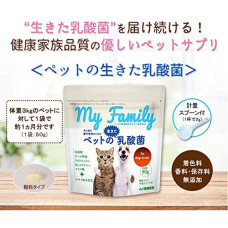 Молочнокислые бактерии для домашних животных Pet Live My Family